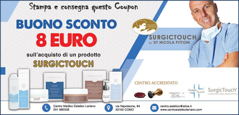 Offerta-Coupon-SurgicTouch-centro-medico-estetico-lariano
